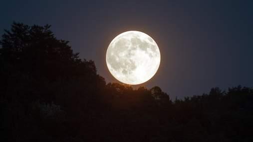Повний Місяць у січні 2020 року: коли його побачать в Україні