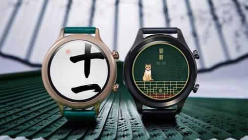 Новий смарт-годинник від Xiaomi: лаконічний дизайн та NFC