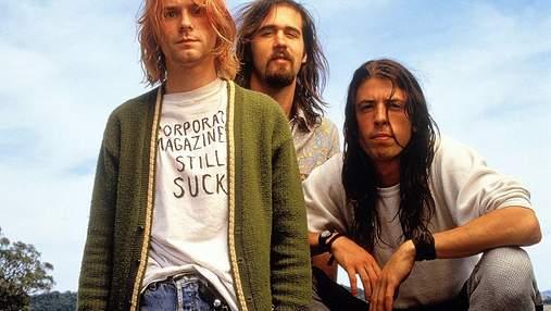 Кліп легендарного гурту Nirvana набрав мільярд переглядів на ютубі