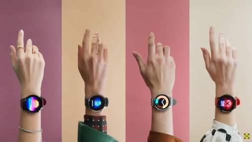 З'явилися характеристики смарт-годинника Xiaomi Mi Watch Color