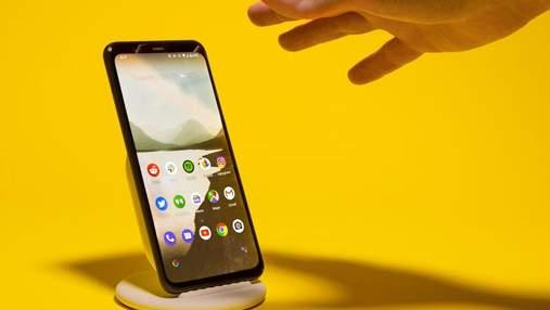 Google готує дешеву версію смартфона Pixel 4: можливий вигляд ґаджета показали на відео