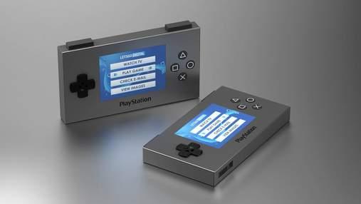 Sony запатентовала крайне необычный контроллер
