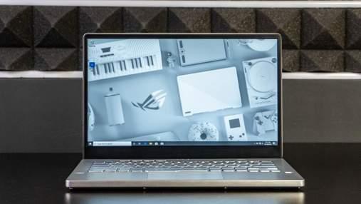 Asus представила самый мощный в мире 14-дюймовый ноутбук Zephyrus G14