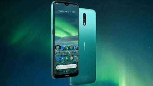 Бюджетный смартфон Nokia 2.3 поступил в продажу в Украине: цена