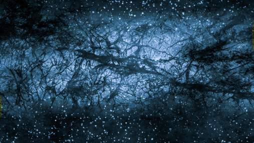 Телескоп Hubble зафиксировал минимальные скопления темной материи во Вселенной