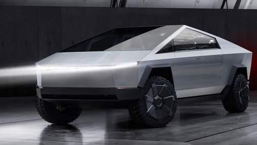 Tesla Cybertruck неймовірно дешевий у виробництві – експерт пояснив чому