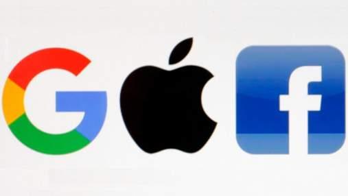 У Раді вирішили обкласти податками Google, YouTube, Apple та Netflix