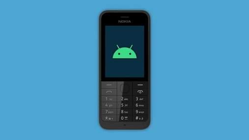 Nokia 400 стане першим апаратом на версії Android для кнопкових телефонів