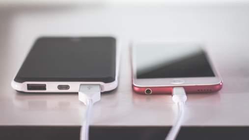 Apple придется отказаться от зарядок типа Lightning
