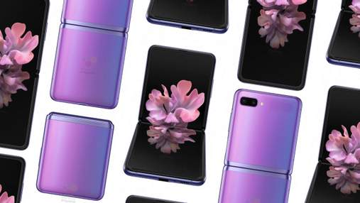 "Раскладушка Samsung Galaxy Z Flip засветилась на ""живом"" видео"
