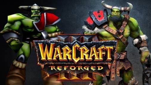 Разработчики скандальной Warcraft III: Reforged извинились перед фанатами