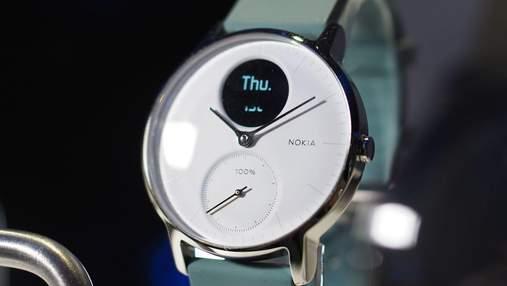 Умные часы от Nokia: гаджет могут представить на MWC 2020