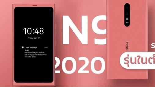 Nokia N9 возвращается: компания перевыпустит легендарный смартфон