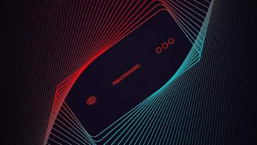 Появились новые данные об игровом смартфоне Nubia Red Magic 5G