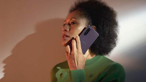 Смартфон Sony Xperia 1 II представили официально: характеристики