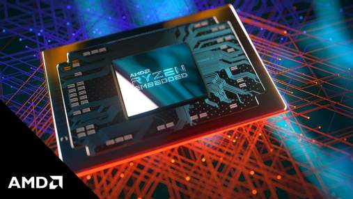 AMD анонсировала новые процессоры Ryzen Embedded: характеристики