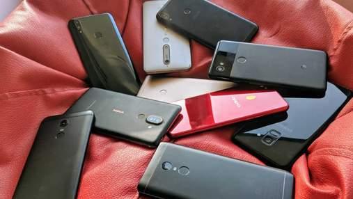 Для чего переплачивать: 5 недорогих смартфонов до трех тысяч гривен