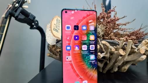 Анонс флагманського смартфона Oppo Find X2: топовий дисплей та потужна камера