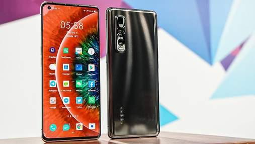 OPPO Find X2 Pro стал самым производительным смартфоном по версии AnTuTu