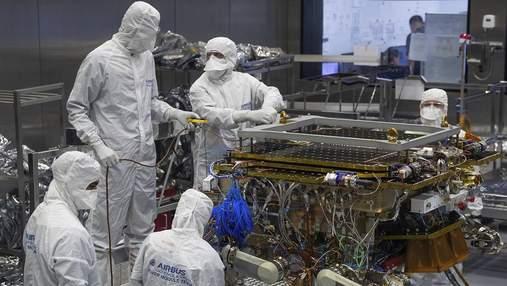 """Запуск миссии """"ЭкзоМарс"""" перенесли на 2022 год из-за коронавируса"""