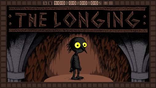 The Longing: в Steam появилась игра, на прохождение которой понадобится год