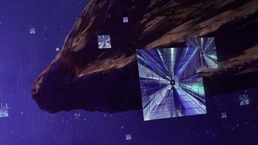 Ученые предлагают отправить зонд к Оумуамуа – потенциальному межзвездному объекту