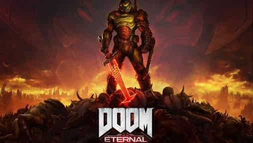 "Doom Eternal ""злили"" на торенти в день релізу через помилку Bethesda"