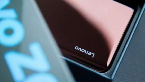 Дизайн и характеристики геймерского смартфона Lenovo Legion засветились в сети