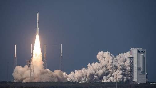 Ракета Atlas V успешно запустила американский военный спутник
