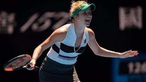 Клонування Світоліної, як тенісистка взяла участь у челенджі відомої співачки: відео