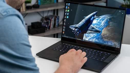 Razer Blade 15: представили потужні ігрові ноутбуки із частотою оновлення дисплея до 300 Гц