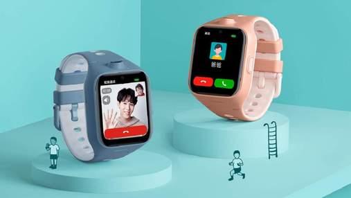 Xiaomi представила унікальний розумний годинник з двома камерами і 5G