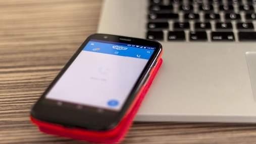 Skype додав можливість спілкуватися без реєстрації і встановлення додатка