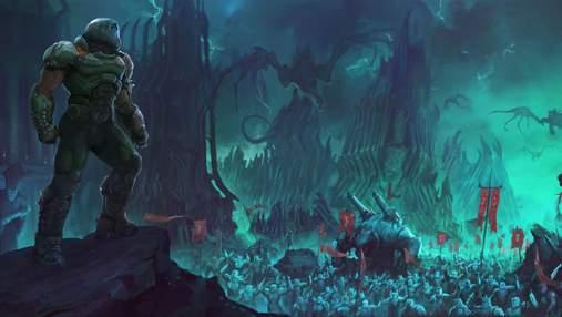 Геймер прошел игру DOOM Eternal всего за полчаса: детали и видео