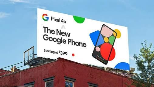 Детальні характеристики та фото смартфона Google Pixel 4a опублікували в мережі