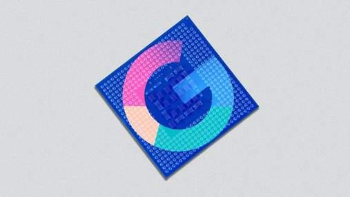 Cмартфони Pixel отримають власний процесор розробки Google