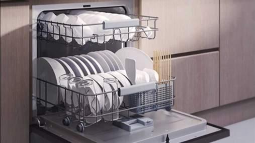 Xiaomi выпустила две посудомоечные машины со смарт-функциями