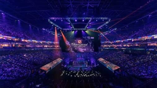 Турнир The International 2021 может состояться в Киеве