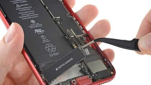 Эксперты разобрали iPhone SE 2020: начинка приятно удивила