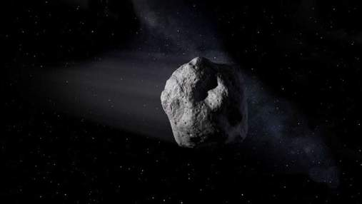 Астероид 2020: видео полета небесного тела 1998 OR2 возле Земли