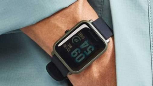 Amazfit Bip Lite 1S: дуже дешевий смарт-годинник від Xiaomi