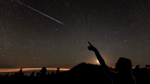 Метеорний потік Ета-Аквариди: де і коли дивитись
