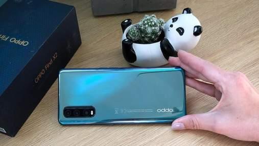Огляд OPPO Find X2: унікальні особливості преміального смартфона