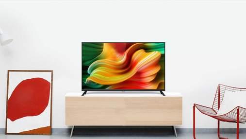Realme Smart TV представили в Украине: цена недорогого телевизора