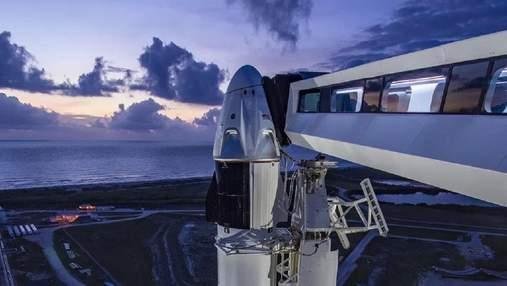 Запуск SpaceX Demo-2 могут снова отложить – синоптики обещают плохую погоду