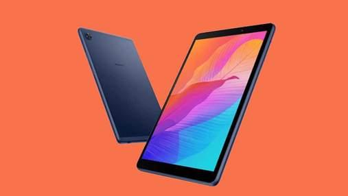 Новий планшет Huawei MatePad T 8: 12 годин безперервного відео та доступна ціна