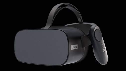 Lenovo випустила VR-гарнітуру Mirage VR S спеціально для бізнесу