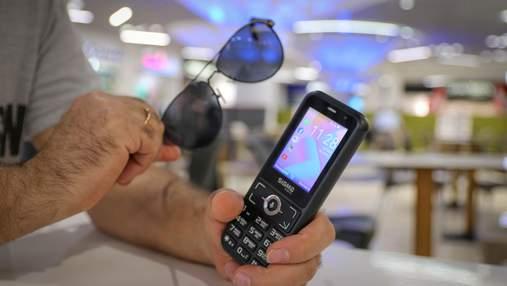 Смарт-кнопка Sigma mobile X-style S3500 sKai: огляд телефона