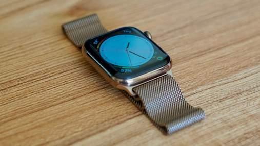Apple Watch навчили контролювати якість миття рук