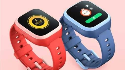 Xiaomi випустила новий розумний годинник спеціально для дітей
